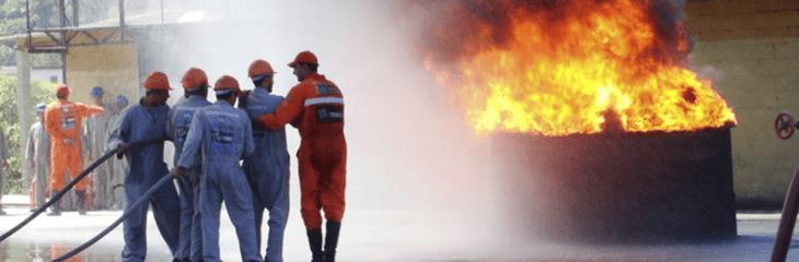 NR-23 | Brigada de Incêndio e Emergência
